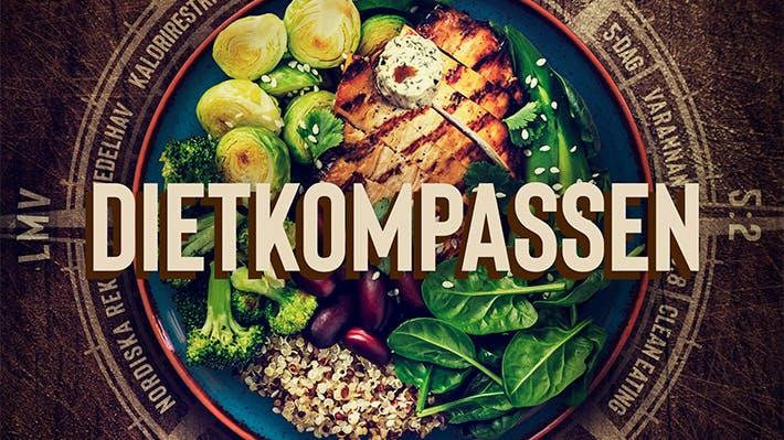 Erik recenserar: Dietkompassen