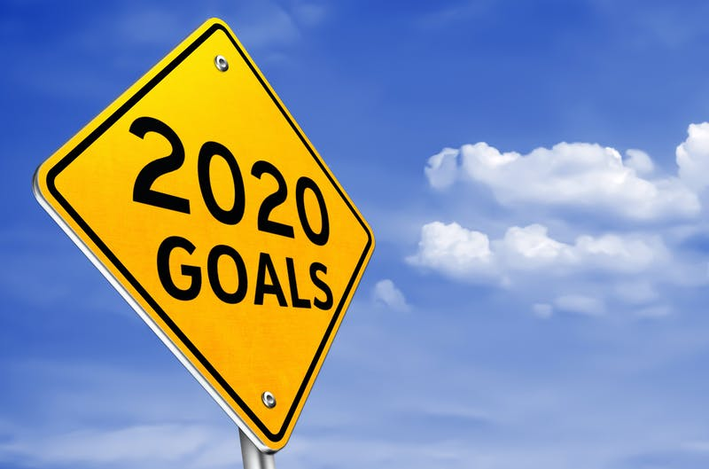 New goals for new year 2020