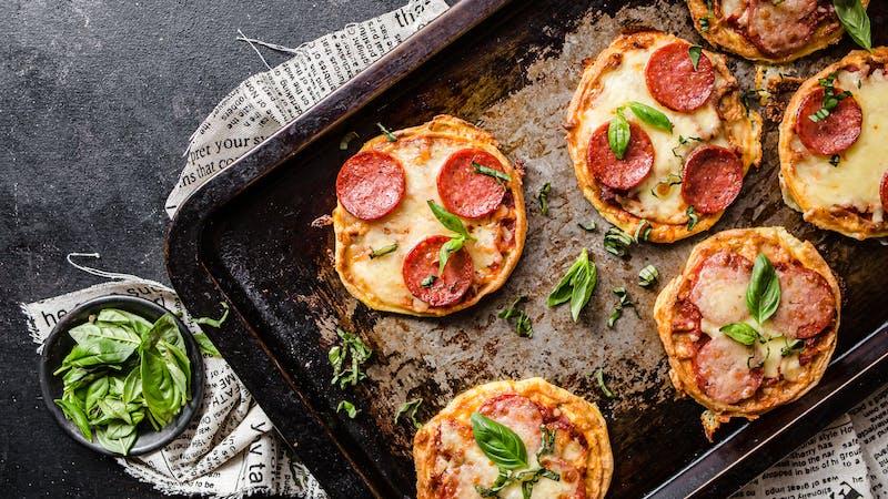 披萨 - 表现lchfGydF4y2Ba