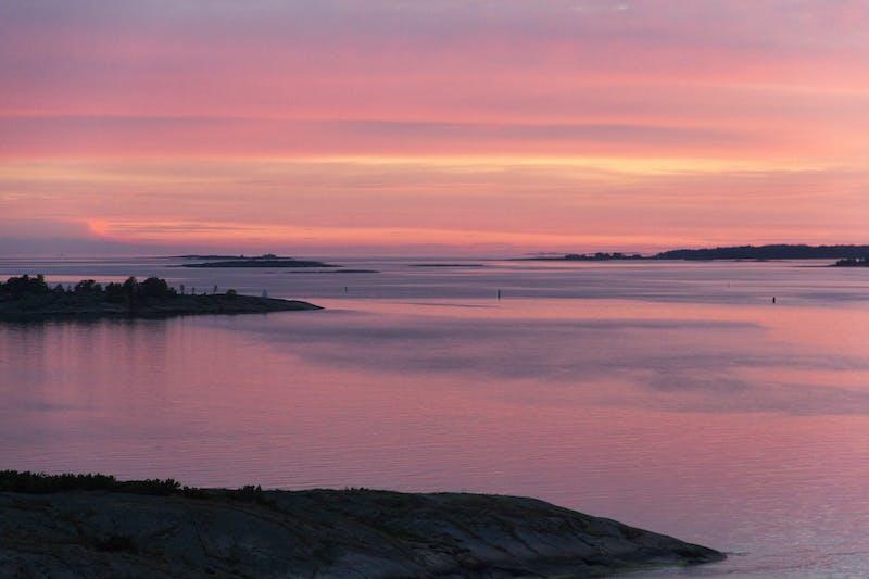 Sunset over Alandshav 210615 IMG_9045 © Marko Stampehl
