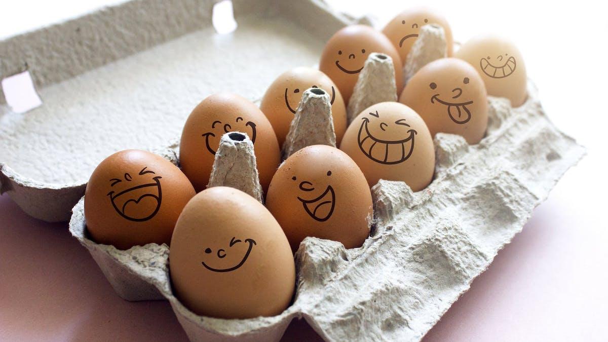 Ägg och vår hälsa: nu är det nyttigt igen