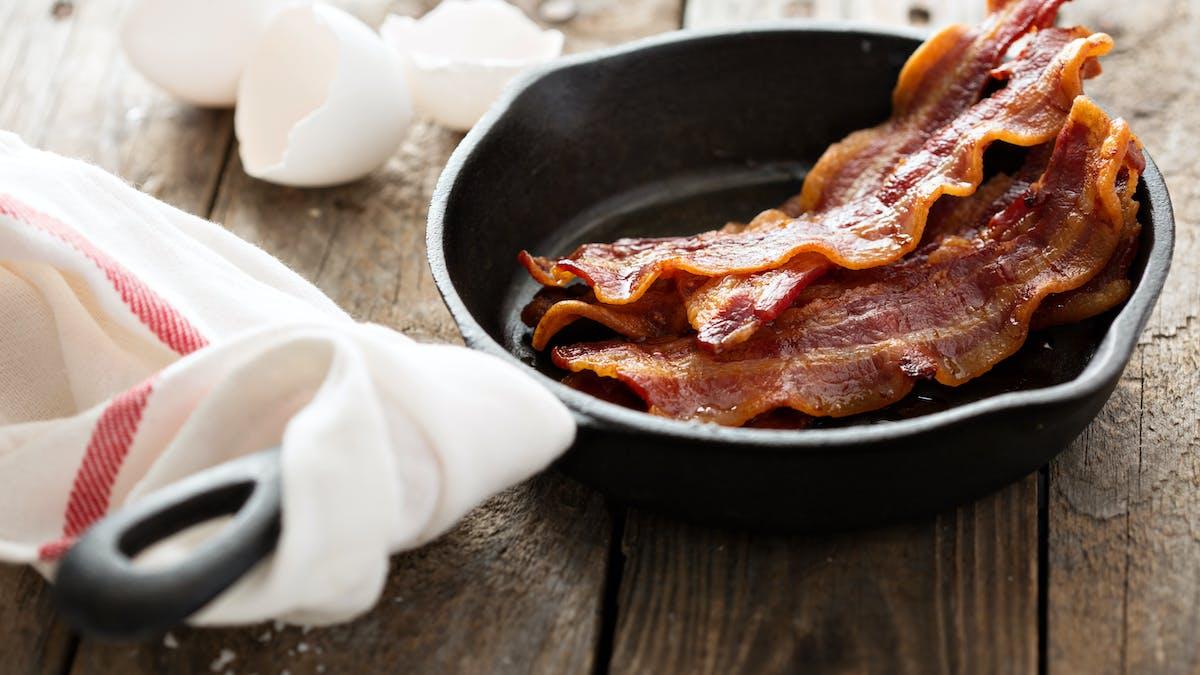 Baconbrist i Sverige