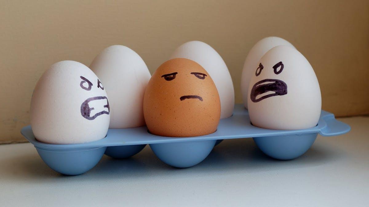 Trött på ägg?