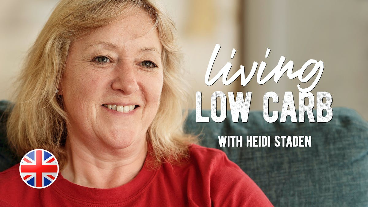 Video 2020: Living low carb med Heidi