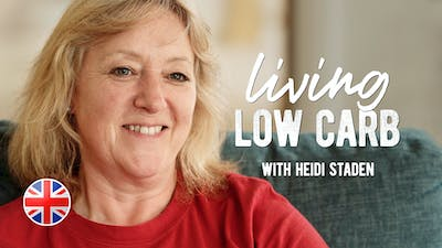 Living low carb med Heidi