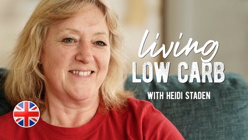 Living low carb med Heidi Staden