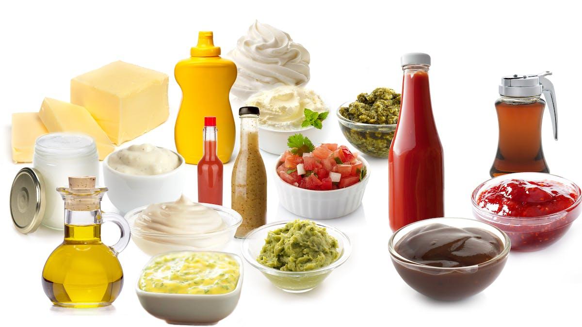 LCHF-såser och fett – bäst och sämst