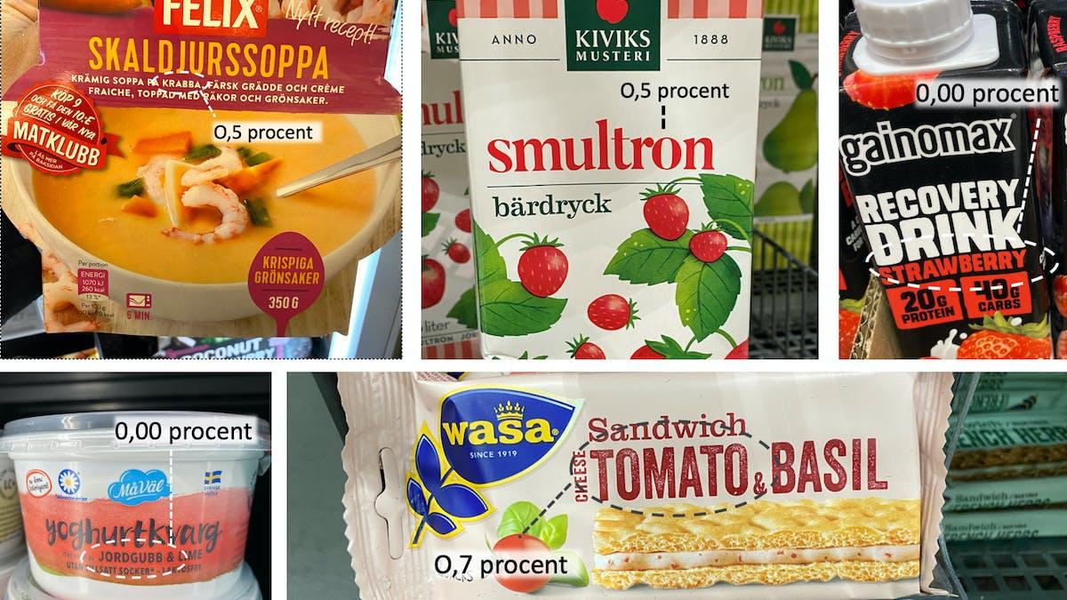 Behövs riktiga råvaror i livsmedel? Eller räcker det med aromer? Kivik och Felix har svarat