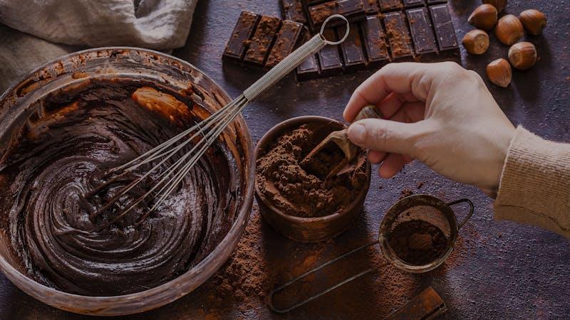 Chokladefterrätter LCHF