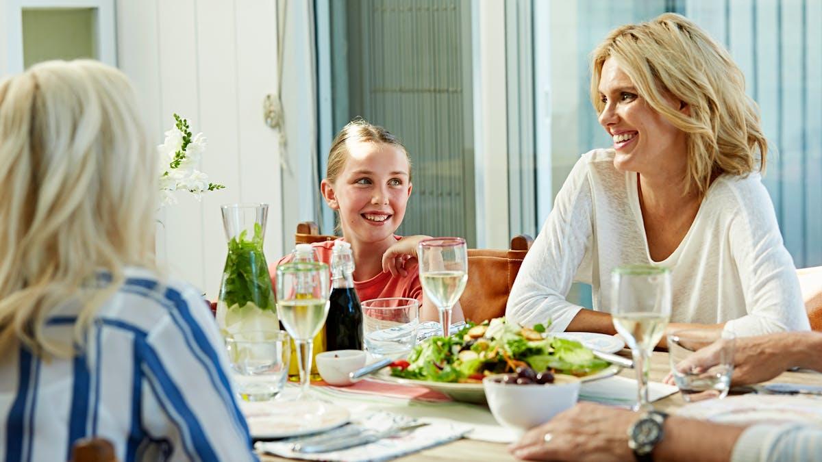 LCHF-recept för hela familjen