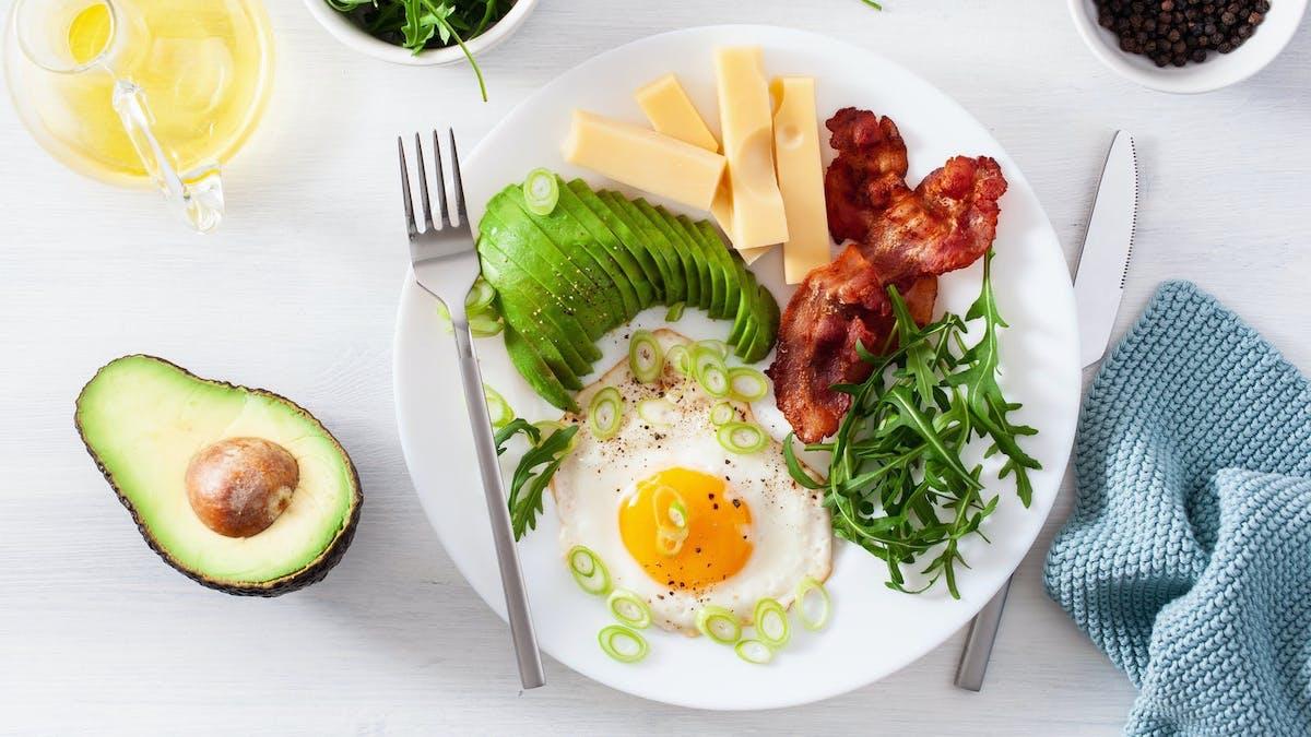 Kursändring för lågkolhydratkost