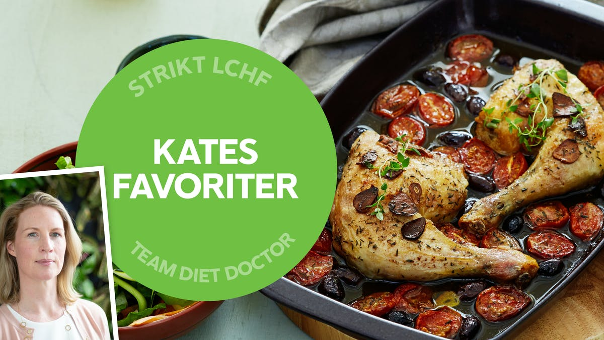 Team Diet Doctor: Kates favoriter