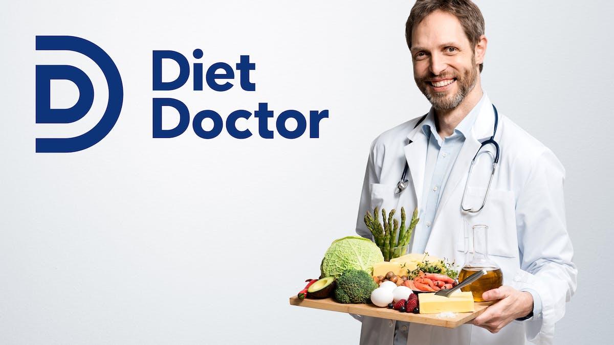 Vill du veta mer om Diet Doctor?