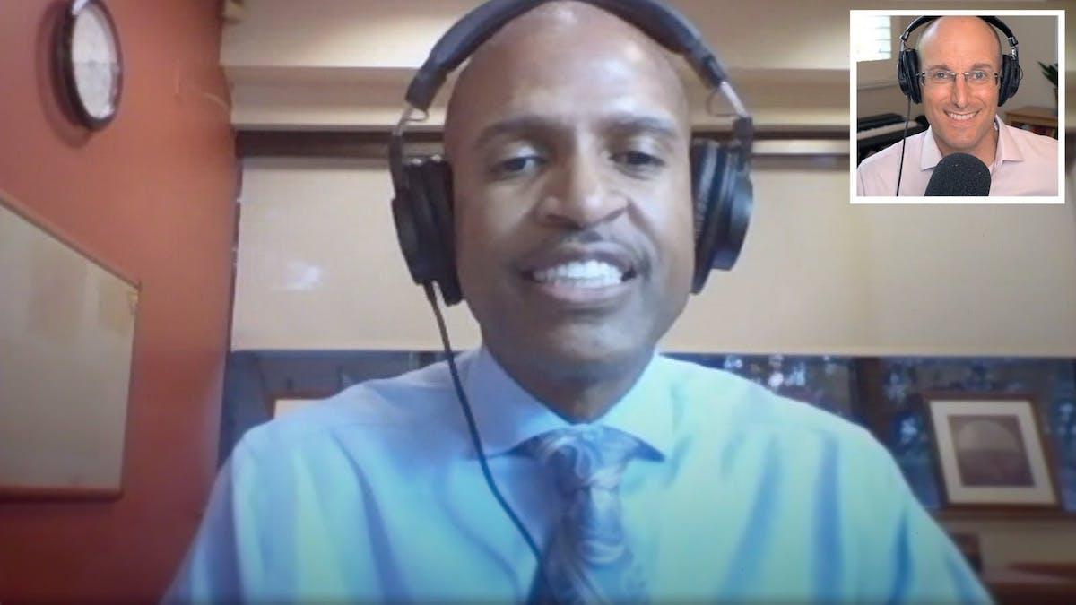Diet Doctor Podcast #53 — dr Tony Hampton