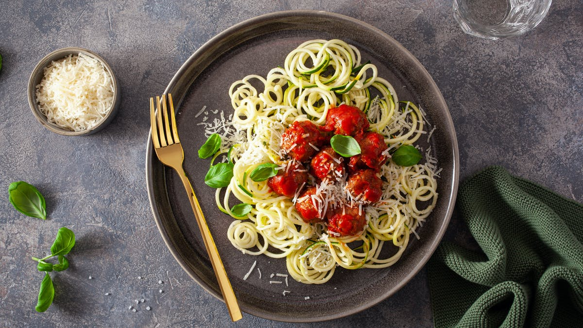 LCHF-spagetti – på riktigt?