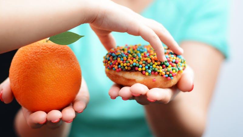 Vad styr ditt barns vikt?