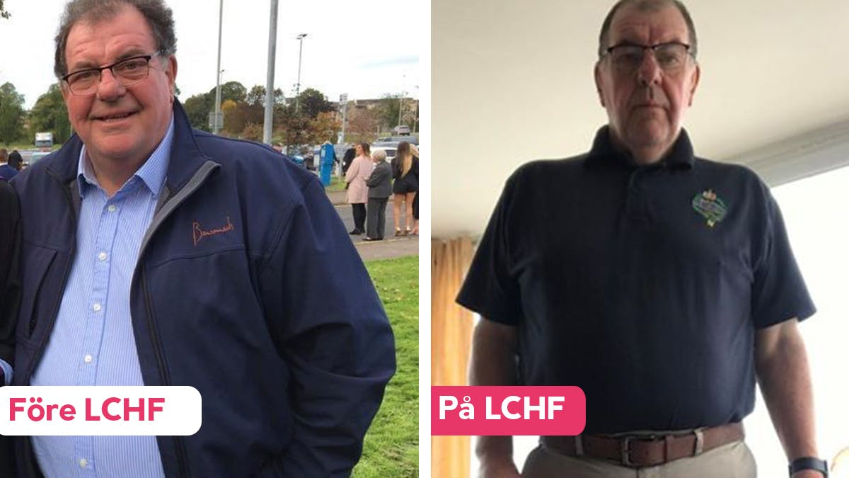"""""""Nya livsstilen med Diet Doctor har varit avgörande för mig"""""""