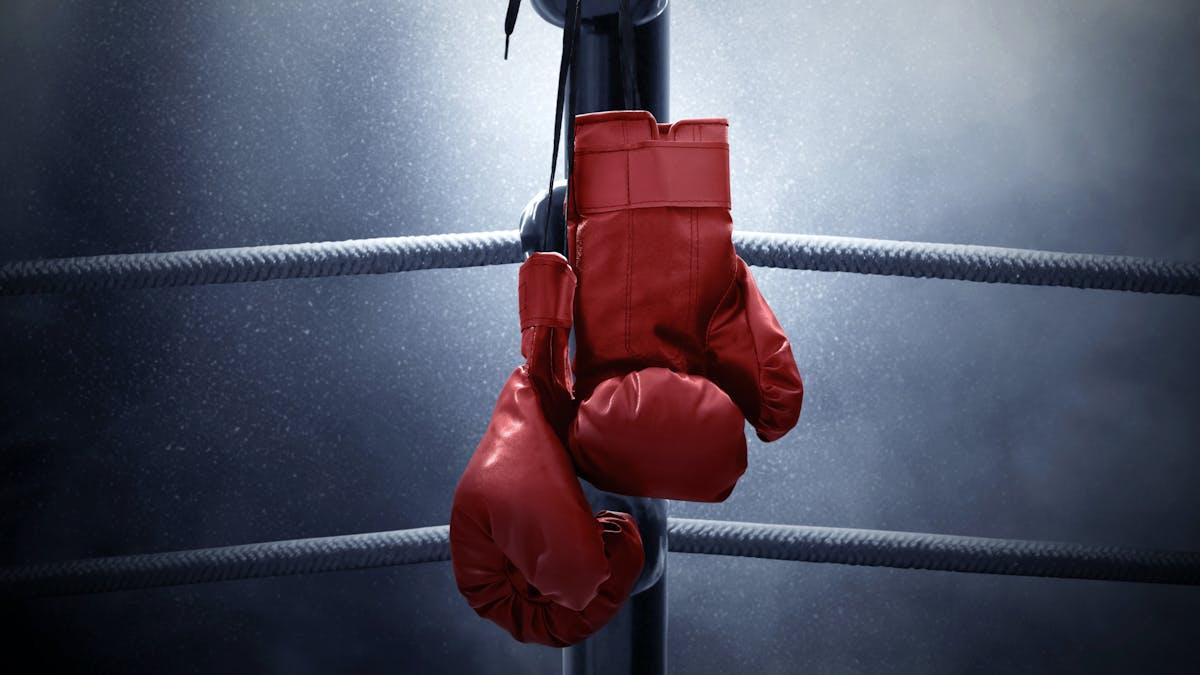 Från förlöjligad boxare till rankad 15 i världen med lågkolhydratkost