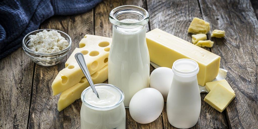 Ny guide: Mejeriprodukter och LCHF
