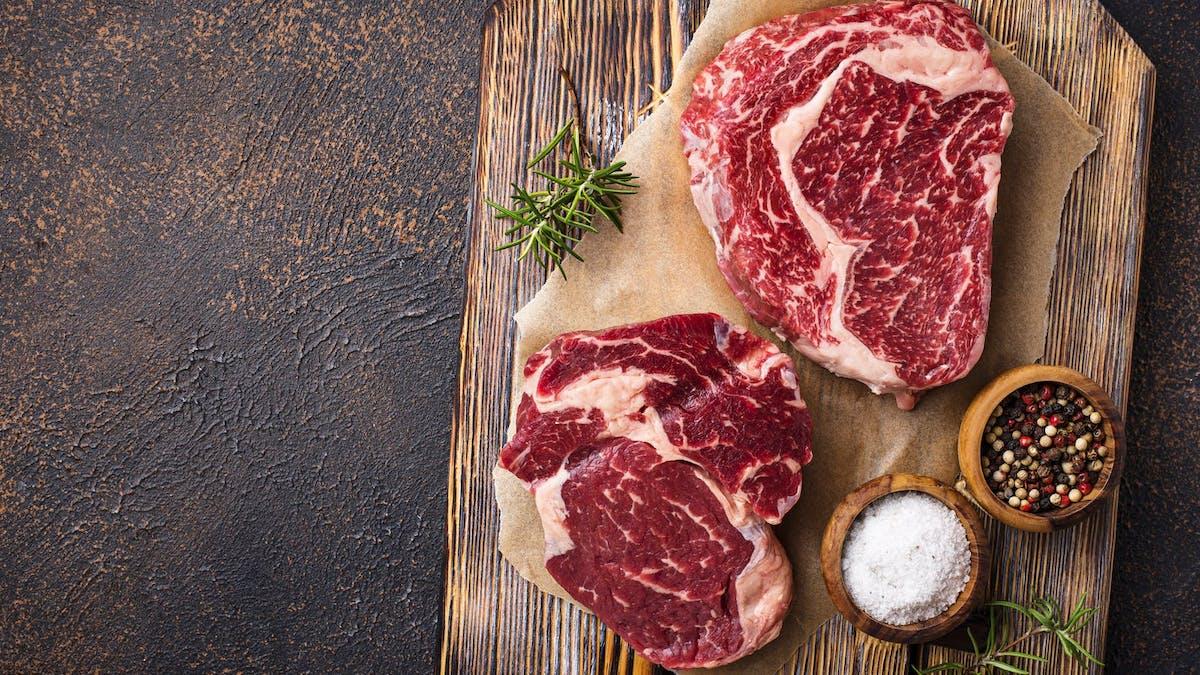 Rött kött förbättrar markörer för glukos och insulin utan negativa effekter på inflammation
