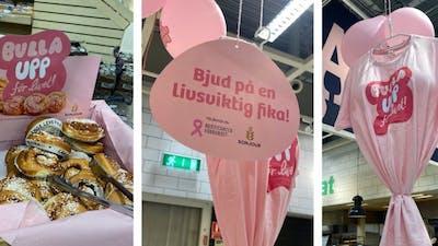 Den rosa sötsaksfesten gör mer skada än nytta – öppet brev till Cancerfonden och Bröstcancerförbundet