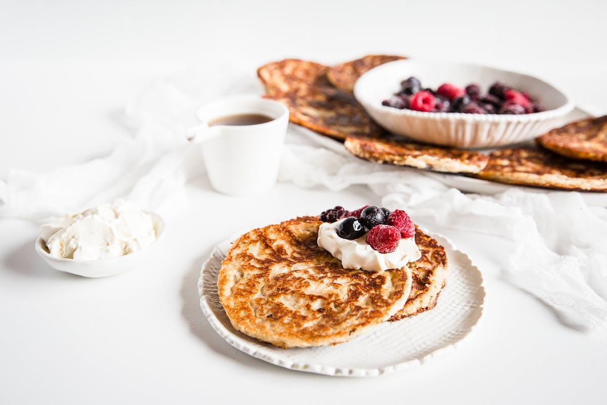 LCHF-frukost utan ägg