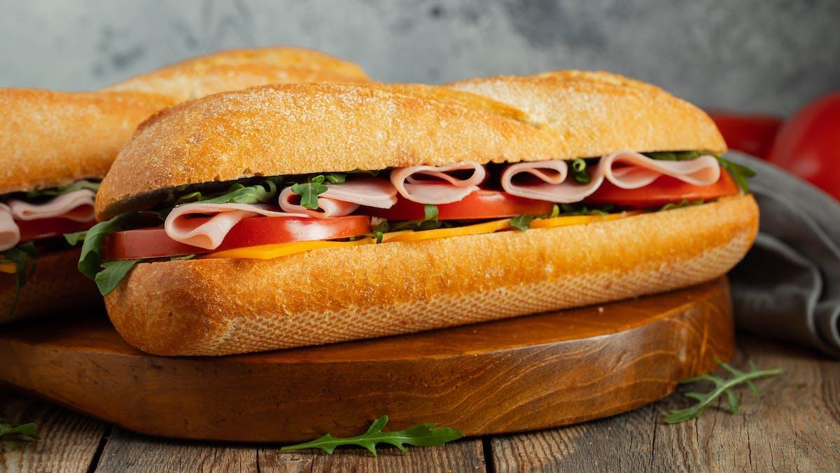 Subways bröd får inte kallas bröd – innehåller för mycket socker