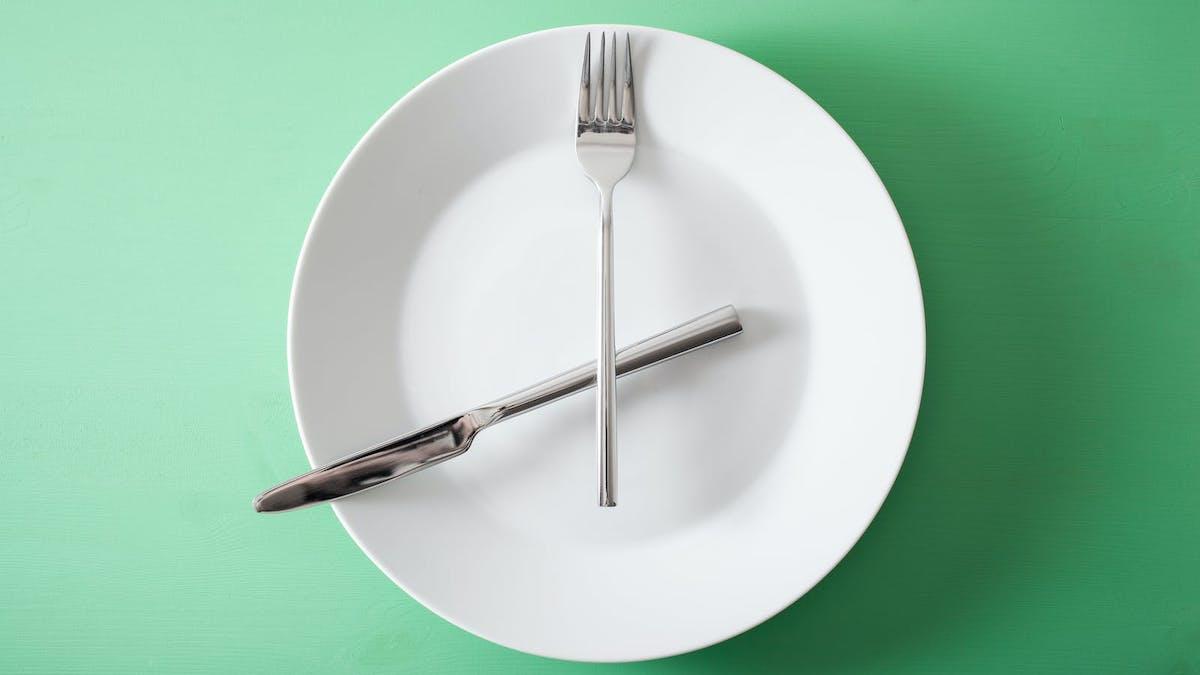 Periodisk fasta ger ökad viktnedgång