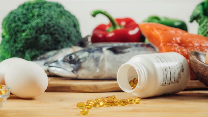 Så mycket D-vitamin ska du äta