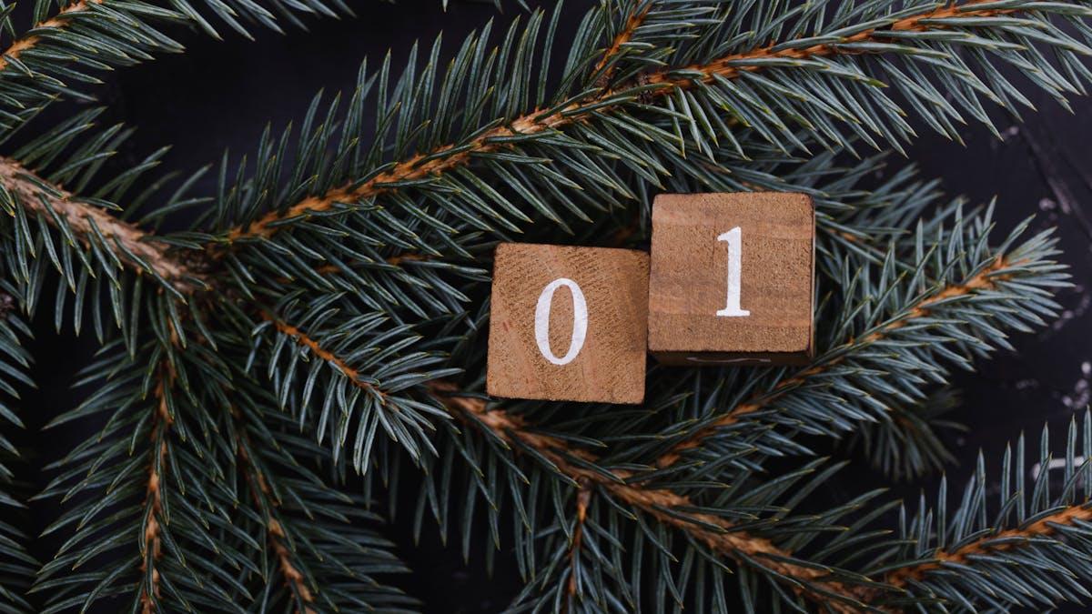 Lucka 1 - tips på hur du undviker sockerfällan och håller motivationen uppe i jul!