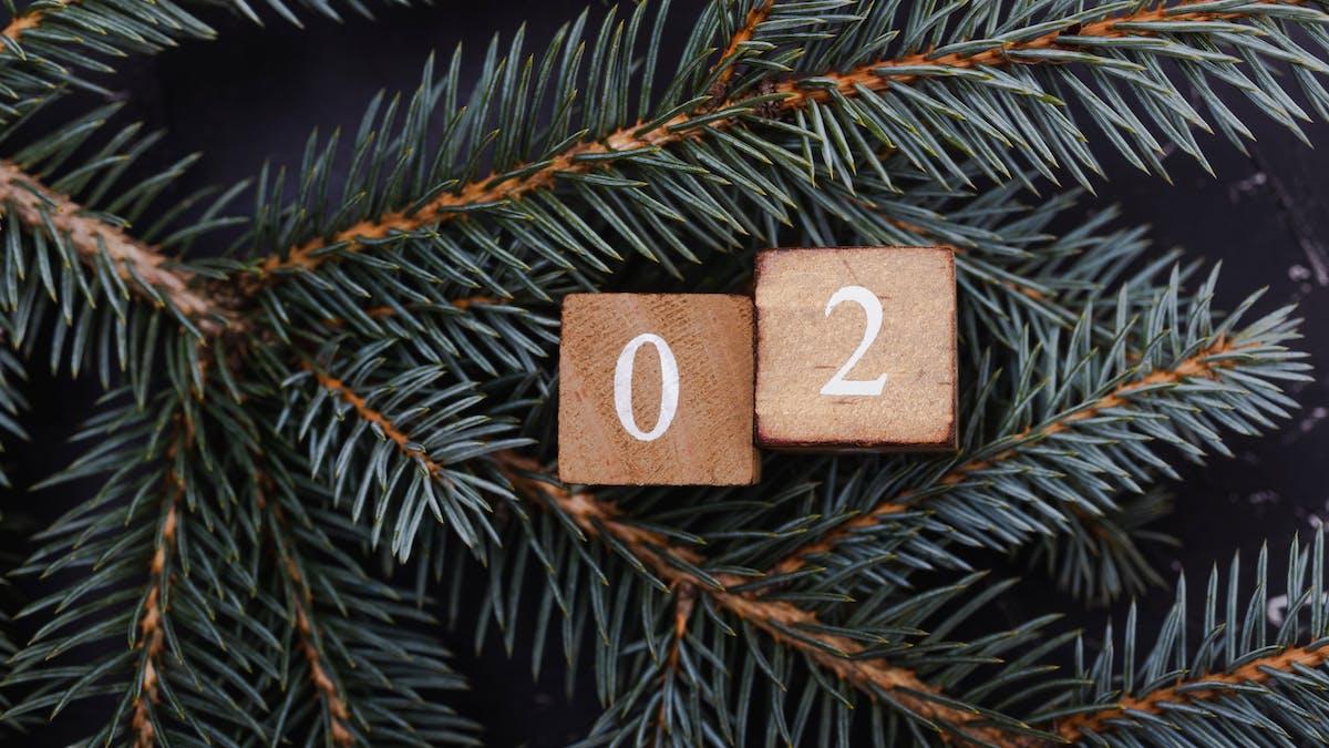 Lucka 2 - julklappstips för en hälsosammare livsstil