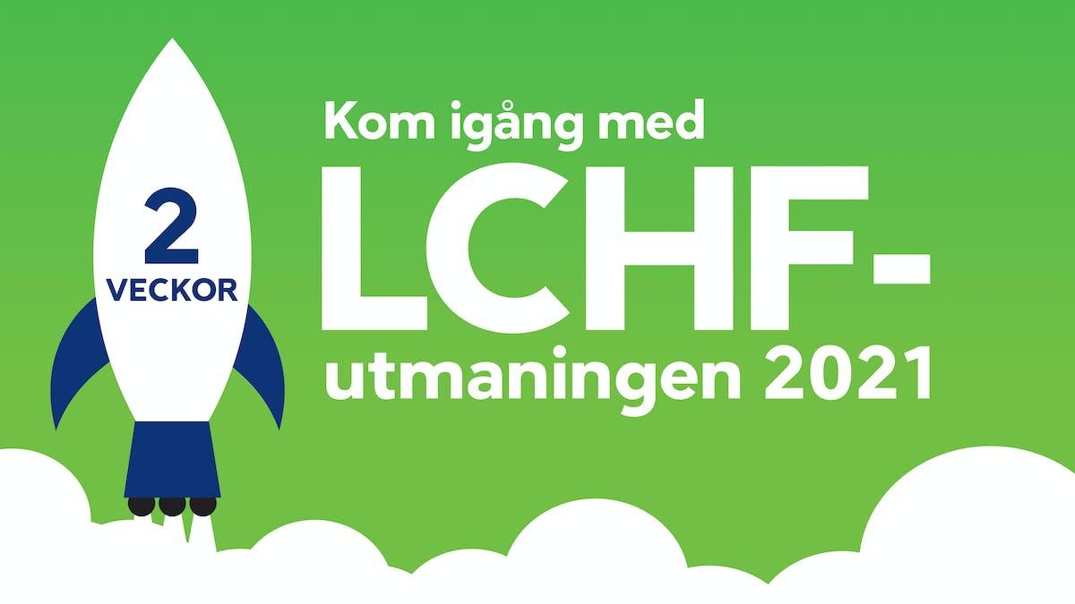 Kom igång med hälsosamma vanor med Diet Doctors LCHF-utmaning!