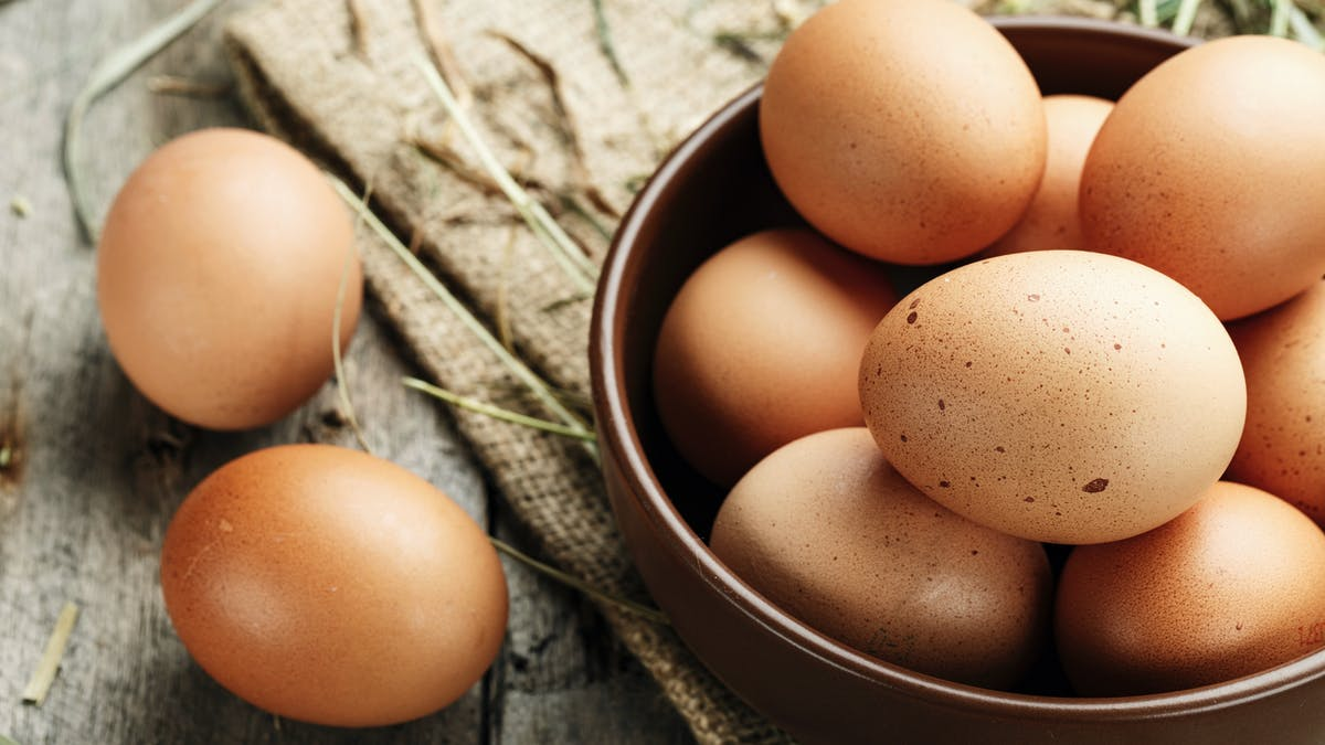 Ny forskning: Ägg innehåller mer D-vitamin än man tidigare trott