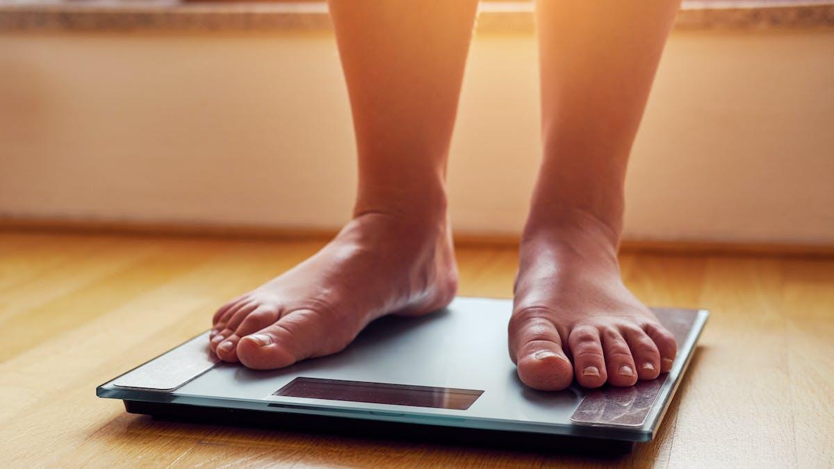 När vikten står stilla