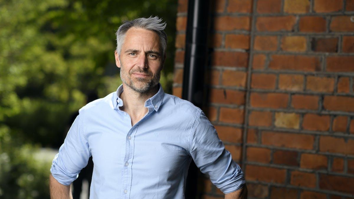 Erik recenserar: Hälsogåtan av Anders Wallensten