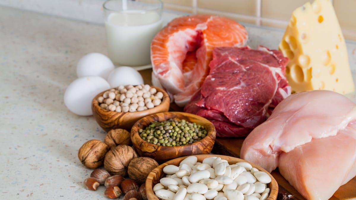 Poddtips: Varför protein är nyckeln till långsiktig hälsa