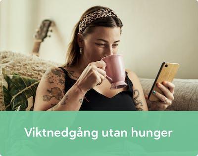 Viktnedgång utan hunger