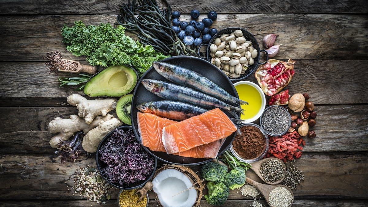 Topp 10 – proteinrika livsmedel