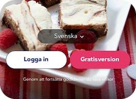 Byta språk app