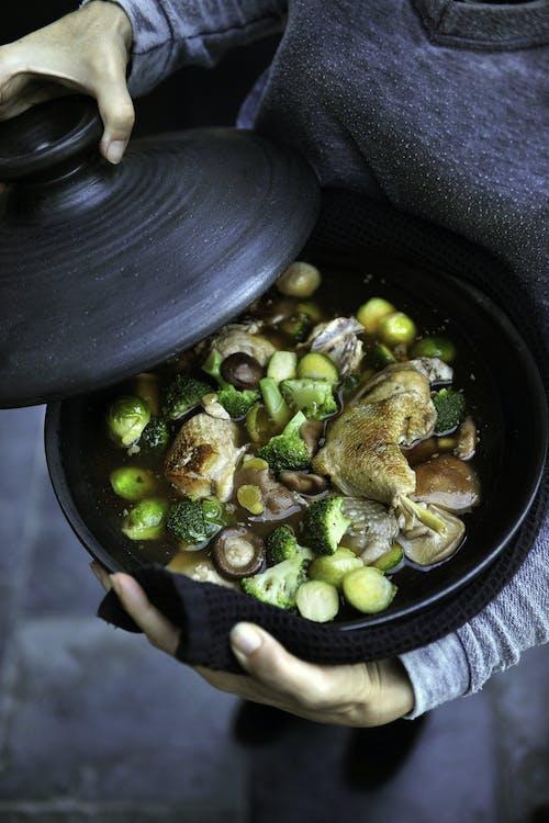 Kycklinggryta med grönsaker