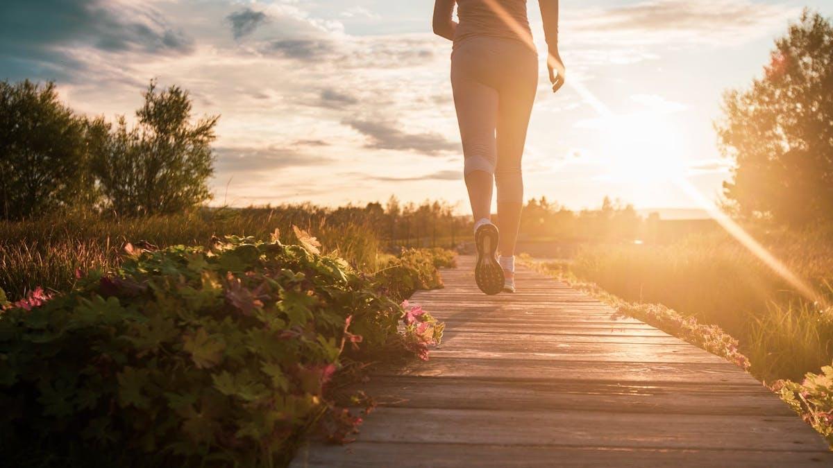 Ny studie: Motion kanske minskar risken för att drabbas svårt av covid-19