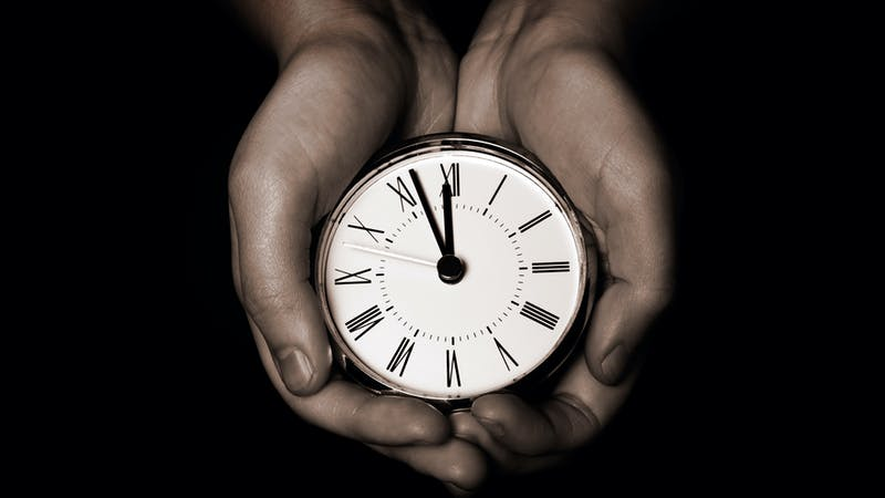 Time On Your Hands