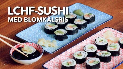 Video: LCHF-sushi