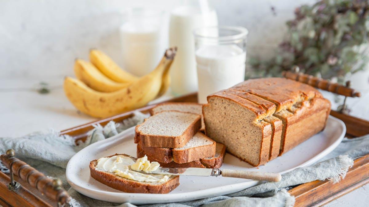Banan i ett LCHF-recept?