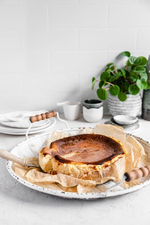 Spansk LCHF-cheesecake