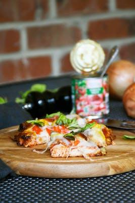 Panpizza à la keto