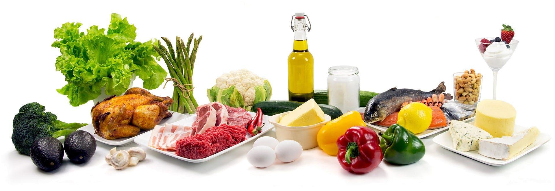 LCHF Food