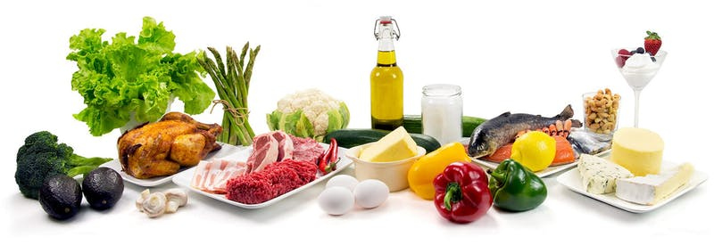 LCHF食品