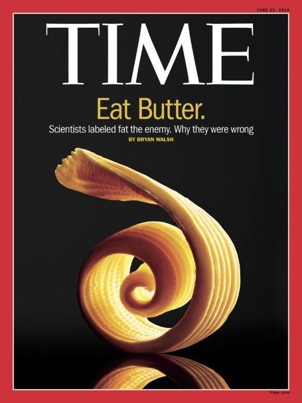 TIME: Coma Manteiga
