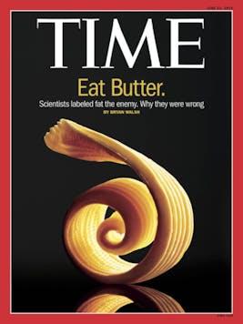 时间:吃黄油